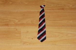 West Hatch Clip-on Tie